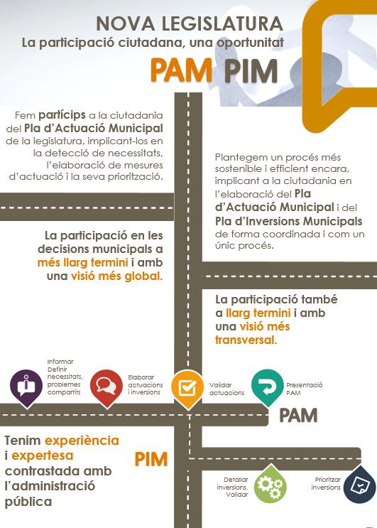 PAM i PIM